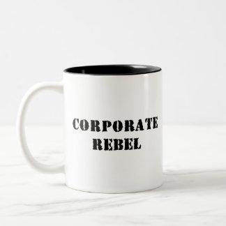 Corporate Rebel Coffee Mug