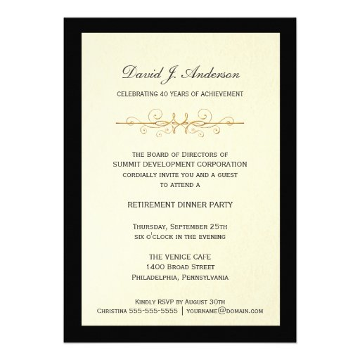 Military Retirement Party Invitations was great invitations sample