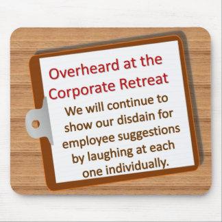 Corporate Retreat Mousepad