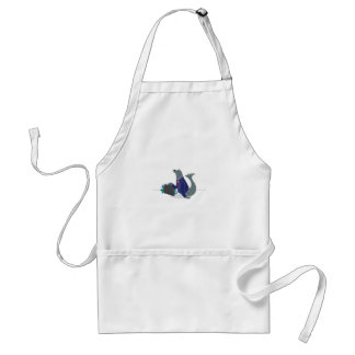 Corporate Seal Adult Apron