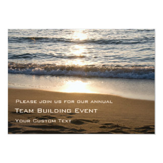Corporate Team Building Event Invitations