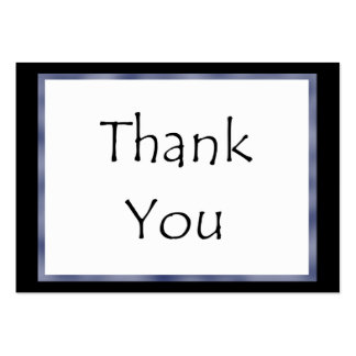 Corporate Thank You Reward Cards Large Business Cards (Pack Of 100)