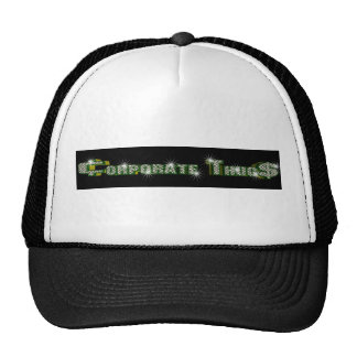Corporate Thugs HAT