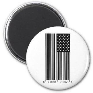 Corporate USA Refrigerator Magnet