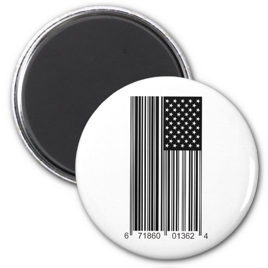 Corporate USA Magnet