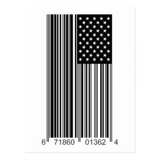 Corporate USA Postcard