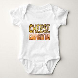 Corporation Blue Cheese Baby Bodysuit