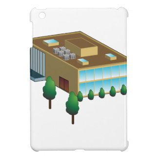Corporation Business Building Icon iPad Mini Case