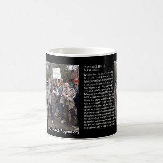 Corporation Shuffle Coffee Mug