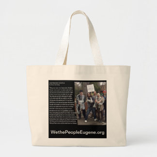 Corporation Shuffle Large Tote Bag