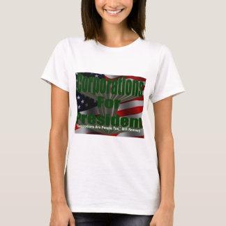 Corporations 4 President T-Shirt