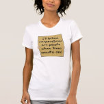 Corporations Are People When Texas Excutes One T-shirt