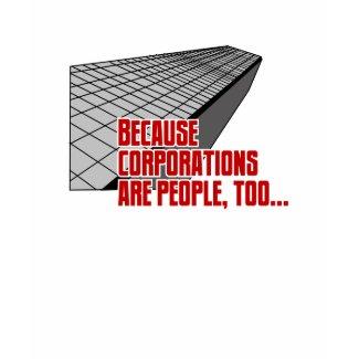 Corporations shirt
