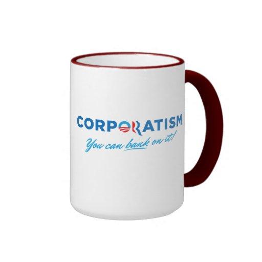 Corporatism 2012 Mug