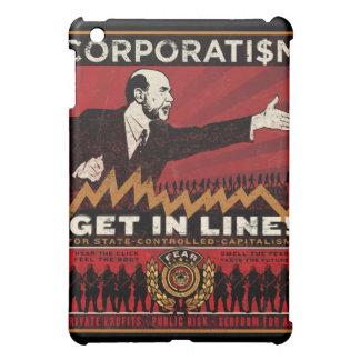 Corporatism Ben Bernanke  iPad Mini Cover