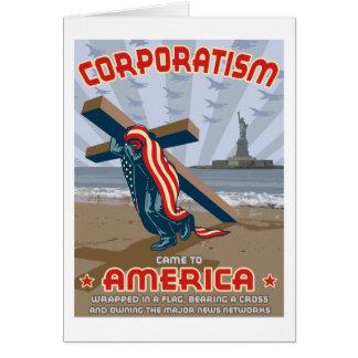 Corporatism Card