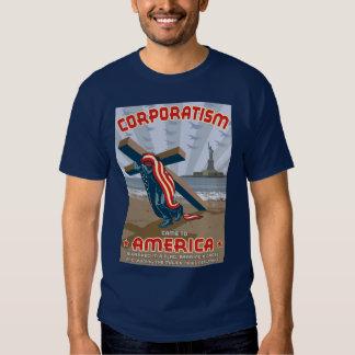 Corporatism T Shirt