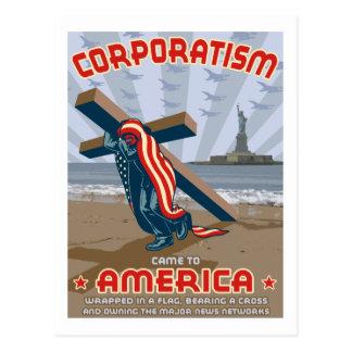 Corporatismo Postales