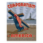 Corporatismo Poster