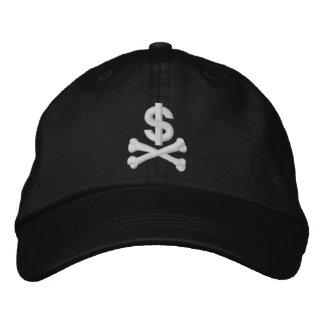 Corporatocracy Cap Embroidered Baseball Caps