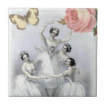 Corps de ballet tiles