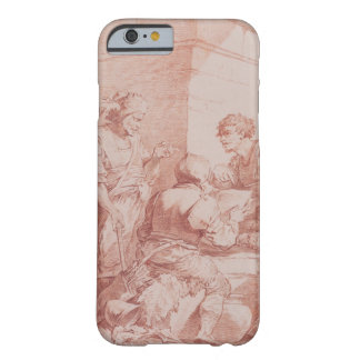 Corps de Garde (Barbarians Defeated by a Book) (re Barely There iPhone 6 Case