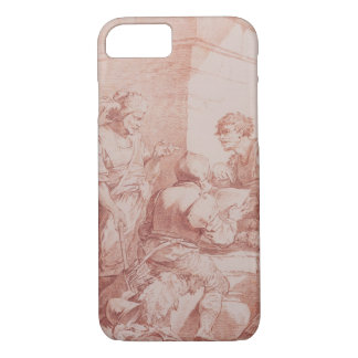 Corps de Garde (Barbarians Defeated by a Book) (re iPhone 8/7 Case