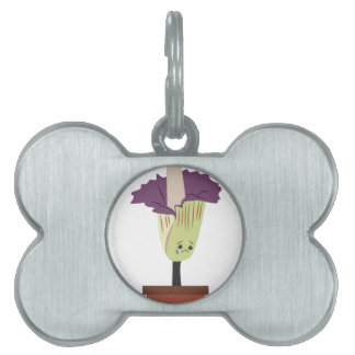 Corpse Flower Pet Tag