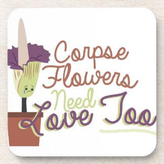 Corpse Flowers Coaster
