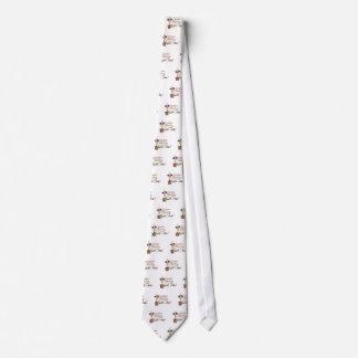 Corpse Flowers Neck Tie