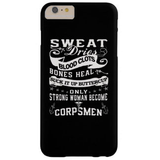 Corpsman Woman Barely There iPhone 6 Plus Case