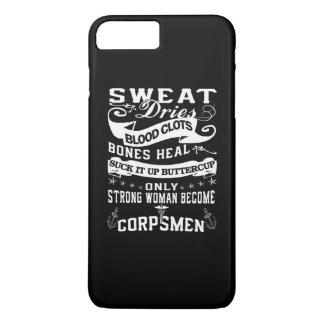 Corpsman Woman iPhone 7 Plus Case