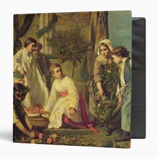 "Corpus Christi, 1855 Carpeta 1 1/2"""