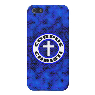 Corpus Christi Case For iPhone SE/5/5s