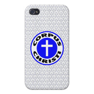 Corpus Christi Cases For iPhone 4