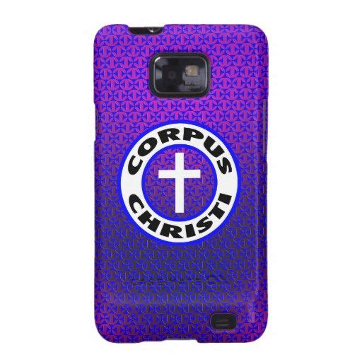Corpus Christi Galaxy SII Case