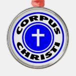 Corpus Christi Ornamento Para Arbol De Navidad