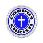 Corpus Christi Pin