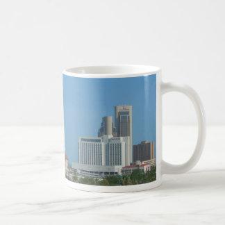Corpus Christi Skyline Coffee Mug