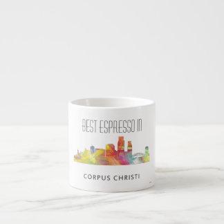 CORPUS CHRISTI SKYLINE WB1 - ESPRESSO CUP