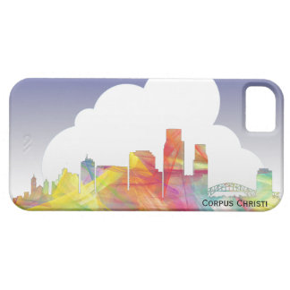 CORPUS CHRISTI SKYLINE WB1 - iPhone SE/5/5s CASE