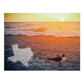 Corpus Christi, Texas postcard