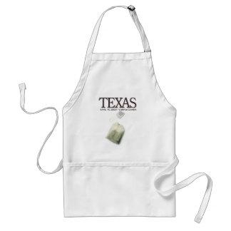 Corpus Christi Texas Tea Party Adult Apron