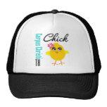 Corpus Christi TX Chick-1 Trucker Hat
