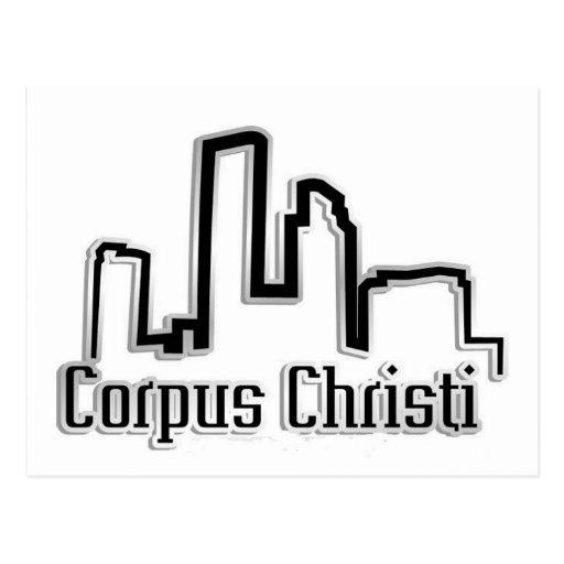 Corpus Christi Tx  Post Cards