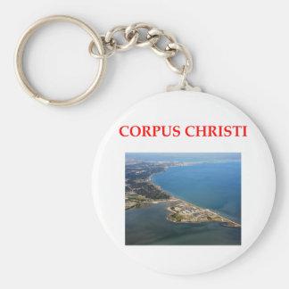 corpus christie keychain