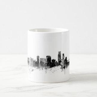 Corpus Christie Texas Skyline Coffee Mug