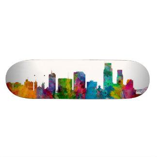 Corpus Christie Texas Skyline Skate Board