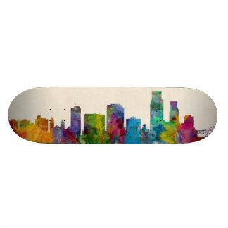 Corpus Christie Texas Skyline Skateboard