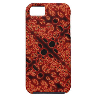 Corpuscle Fractals iPhone 5 Covers